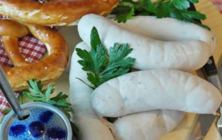 How to make weisswurst
