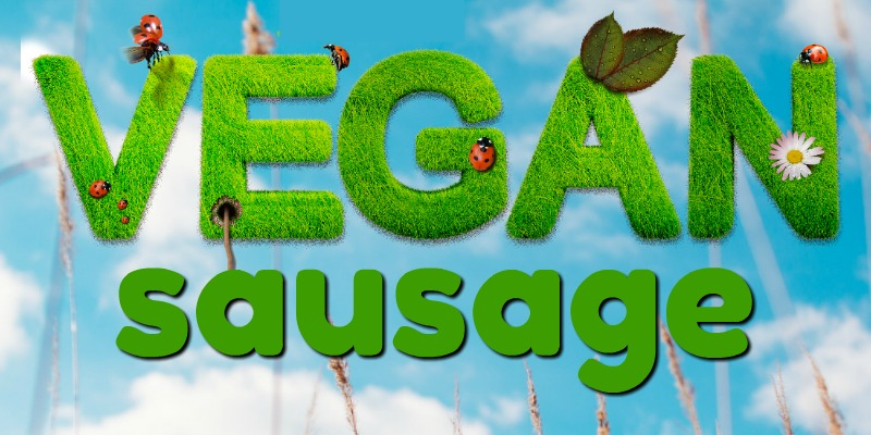 how to make vegan sausages