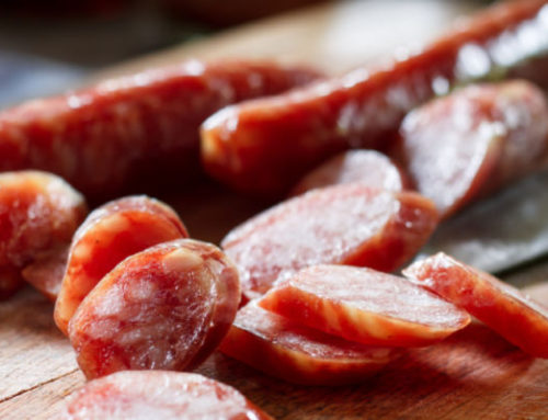 How To Make Chinese Sausage